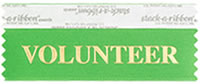 Volunteer Ribbons